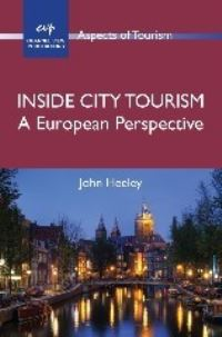 Jacket Image For: Inside City Tourism