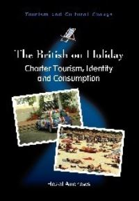 Jacket Image For: The British on Holiday
