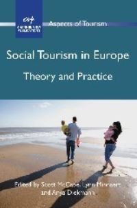 Jacket Image For: Social Tourism in Europe