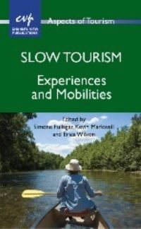 Jacket Image For: Slow Tourism