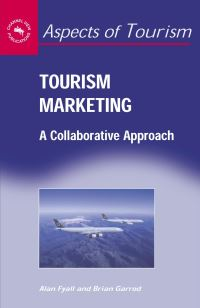 Jacket Image For: Tourism Marketing
