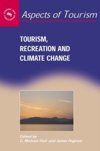 Jacket Image For: Tourism, Recreation and Climate Change