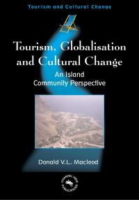 Jacket Image For: Tourism, Globalisation and Cultural Change