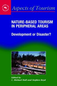 Jacket Image For: Nature-Based Tourism in Peripheral Areas