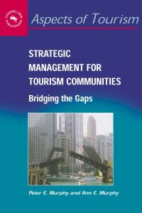 Jacket Image For: Strategic Management for Tourism Communities
