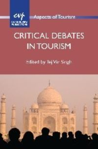 Jacket Image For: Critical Debates in Tourism