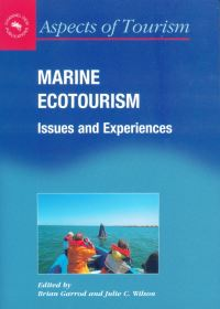 Jacket Image For: Marine Ecotourism