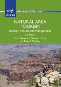 Jacket Image For: Natural Area Tourism