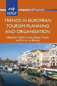 Jacket Image For: Trends in European Tourism Planning and Organisation