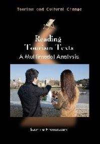 Jacket Image For: Reading Tourism Texts