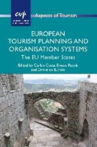 Jacket Image For: European Tourism Planning and Organisation Systems