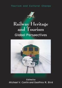 Jacket Image For: Railway Heritage and Tourism