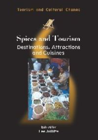 Jacket Image For: Spices and Tourism