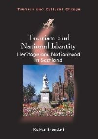 Jacket Image For: Tourism and National Identity