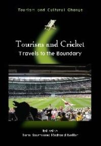 Jacket Image For: Tourism and Cricket
