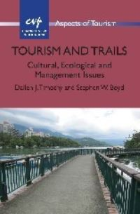Jacket Image For: Tourism and Trails