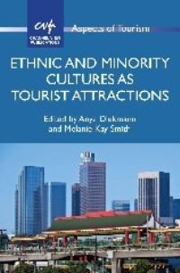 Jacket Image For: Ethnic and Minority Cultures as Tourist Attractions