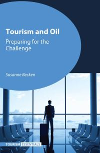 Jacket Image For: Tourism and Oil