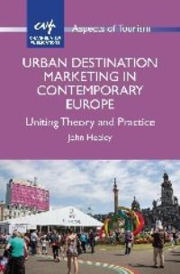 Jacket Image For: Urban Destination Marketing in Contemporary Europe