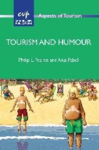 Jacket Image For: Tourism and Humour