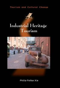 Jacket Image For: Industrial Heritage Tourism