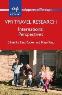 Jacket Image For: VFR Travel Research
