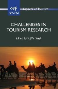 Jacket Image For: Challenges in Tourism Research