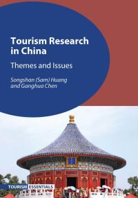 Jacket Image For: Tourism Research in China