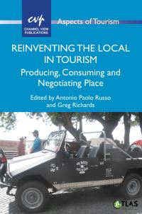 Jacket Image For: Reinventing the Local in Tourism