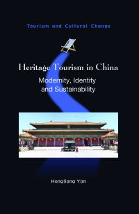 Jacket Image For: Heritage Tourism in China
