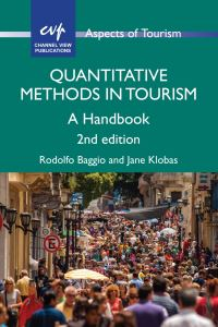 Jacket Image For: Quantitative Methods in Tourism