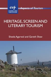 Jacket Image For: Heritage, Screen and Literary Tourism