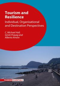 Jacket Image For: Tourism and Resilience