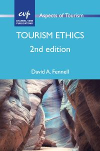 Jacket Image For: Tourism Ethics