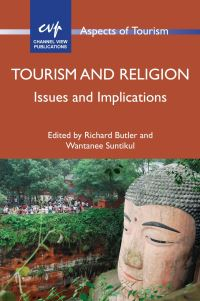 Jacket Image For: Tourism and Religion