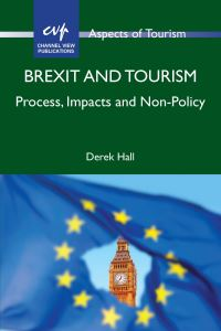 Jacket Image For: Brexit and Tourism