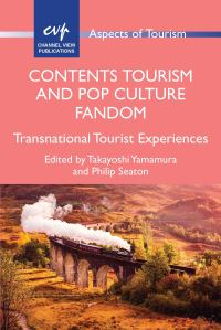 Jacket Image For: Contents Tourism and Pop Culture Fandom