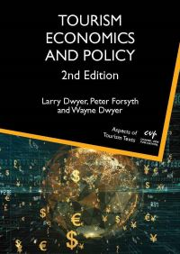 Jacket Image For: Tourism Economics and Policy