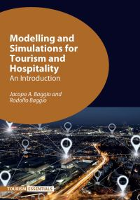 Jacket Image For: Modelling and Simulations for Tourism and Hospitality