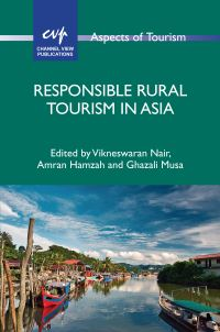 Jacket Image For: Responsible Rural Tourism in Asia