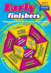 Jacket Image For: Early Finishers Book B
