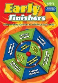 Jacket Image For: Early Finishers Book C