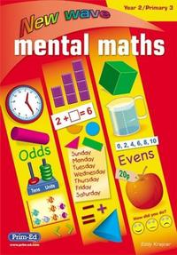 Jacket Image For: New Wave Mental Maths Year 2