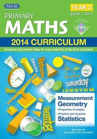 Jacket Image For: Primary Maths Year 2 Book 2
