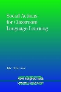 Jacket Image For: Social Actions for Classroom Language Learning