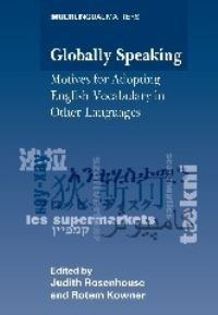 Jacket Image For: Globally Speaking