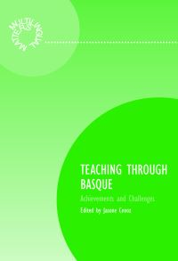 Jacket Image For: Teaching through Basque