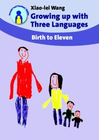 Jacket Image For: Growing up with Three Languages