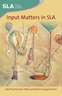 Jacket Image For: Input Matters in SLA