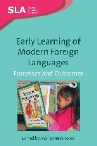 Jacket Image For: Early Learning of Modern Foreign Languages